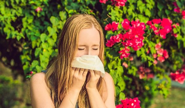 Allergies in portland